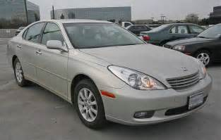 Used 2002 Lexus Es300 2002 Lexus Es 300 Information And Photos Momentcar