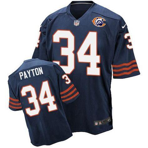 blue walter payton 34 jersey new york p 1612 new nike bears 34 walter payton blue throwback elite