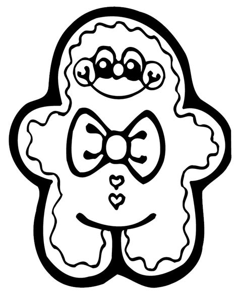 gingerbread baby coloring pages az coloring pages