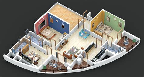 3 bhk floor plan 3bhk floor plan in 1500 sq ft