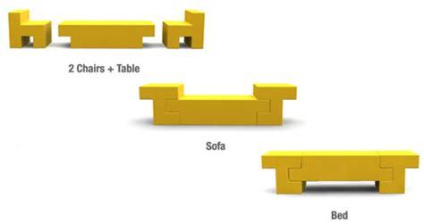space efficient furniture space efficient furniture from tetris ohgizmo