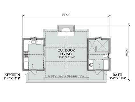 backyard cottage floor plans joy studio design gallery house plans pool bath house plans