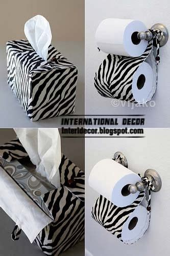zebra bathroom decor ideas  pinterest hanging