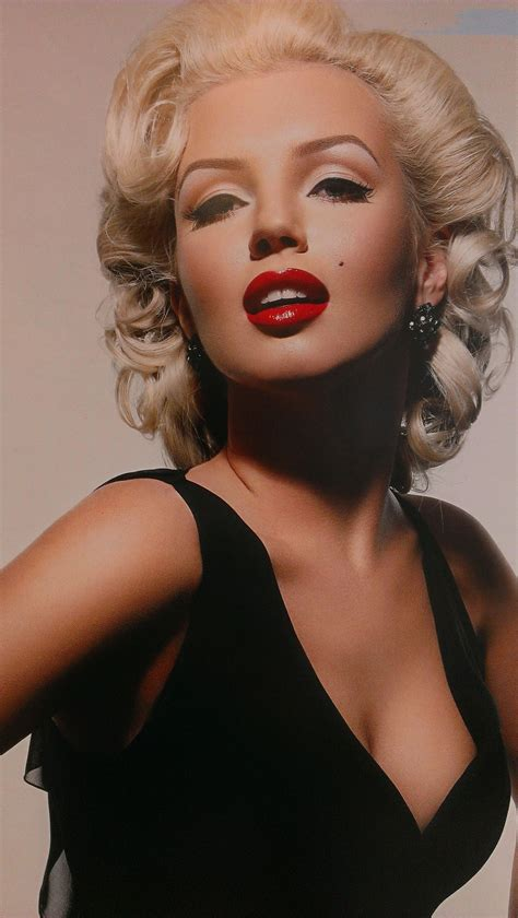 face ups on pinterest 36 pins maquillaje stars marilyn monroe style maquillajes