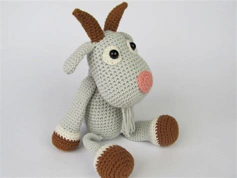 amigurumi goat pattern free goat lisa amigurumi crochet pattern