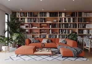 libreria parete design libreria a parete 25 idee di design per arredare il