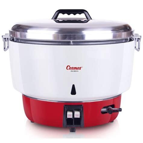 Cosmos Crj 323 Le Rice Cooker jual gas rice cooker cosmos crj 3020g murah harga spesifikasi