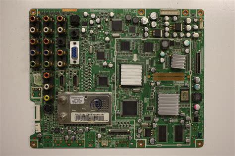 samsung lnt5265fx xaa capacitors samsung 52 quot lnt5265fx xaa bn94 01199l board motherboard unit ebay