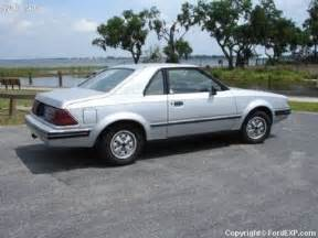 Ford Exp For Sale Ford Exp 2517956