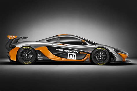 mclaren cranks up the insanity level of the p1 with a 986