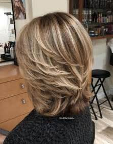 medium length tapered or layered hairstyles for 50 80 respectable yet modern hairstyles for women over 50