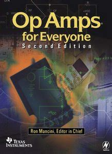 Op Amps For Everyone Second Edition Free Ebooks Download