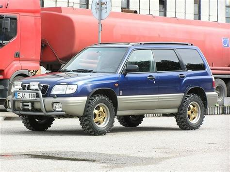 subaru forester off road lifted рассказ владельца subaru forester sg тюнинг fories iz
