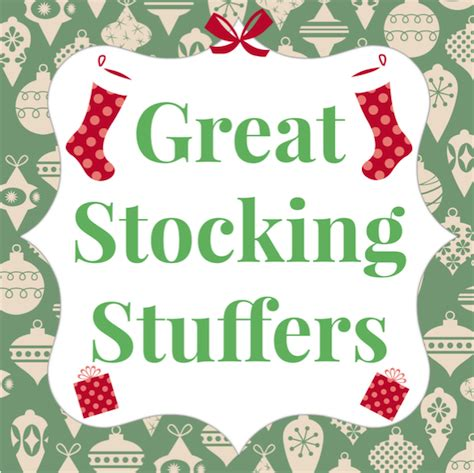 great stocking stuffer ideas image gallery stocking stuffers