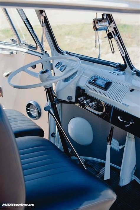 camper restorationvan conversion serafini amelia vw bus cars motorcycles pinterest