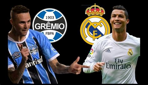imagenes real madrid gremio gremio x real madrid futebol bahiano