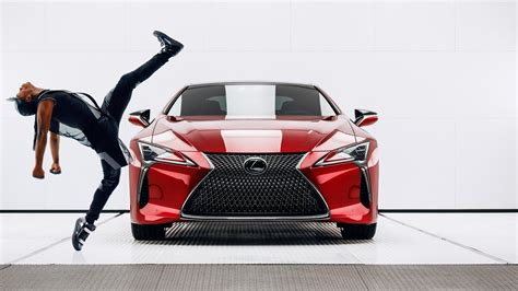 lexus ads 2017 2017 lexus lc commercial man and machine extended cut