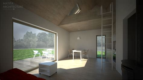 Simplehouse by Holiday House 35m2 Matita Architecture