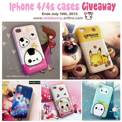 Iphone 4 Giveaway - cute iphone 4 4s cases giveaway by tho be on deviantart