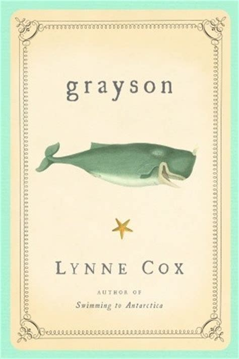 grayson books grayson by lynne cox reviews discussion bookclubs lists