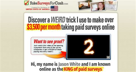 Is Taking Surveys For Money Legit - is take surveys for cash a scam or legit jason white review family time income
