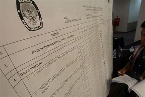 rekap hasil pemilu di dki satu harapan jabar rekap penghitungan suara pemilu 2014