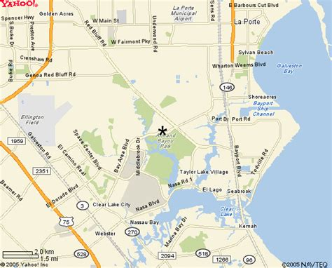 where is pasadena texas on the map armand bayou nature center in pasadena texas information map and directions