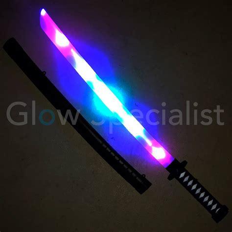 Led Licht by Samurai Led Zwaard Met Licht En Geluideffecten Koop Je