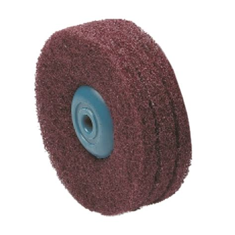 Buffing Wheel For Bench Grinder 3m 4 Satin Finish Buffing Wheel 3 Ply