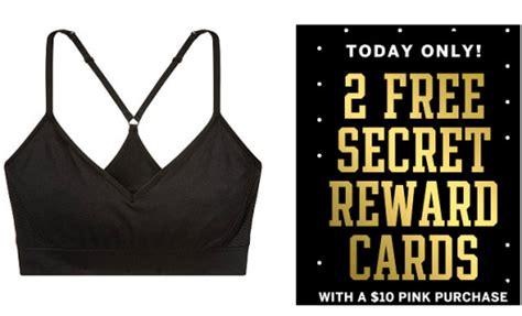 secret cards free s secret bra 2 fragrance sles 2