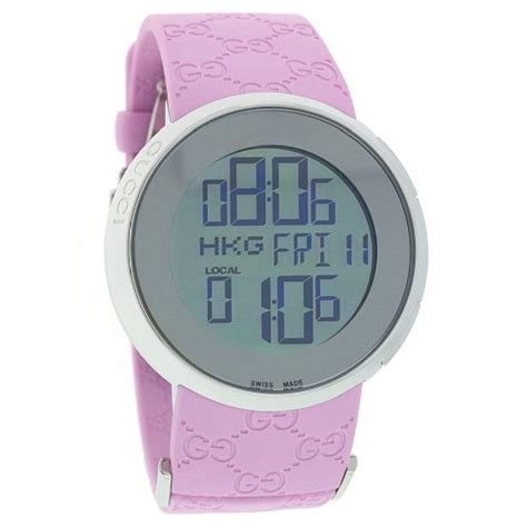 buy cheap gucci s ya114404 i gucci digital pink