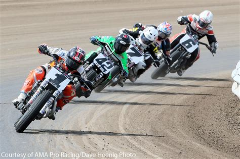 track racing ama flat track racing series and results motousa
