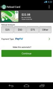 Sell Starbucks Gift Card For Paypal - webpaymentsusecases r1 web payments