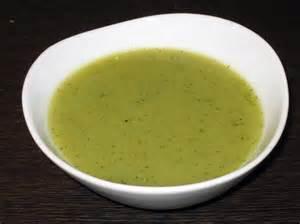 soupe de l 233 gumes verte legumes et chocolat
