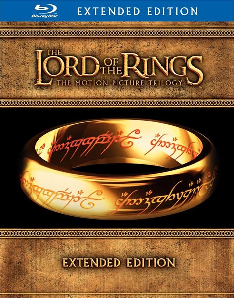 the lord of the rings trilogy extended edition on blu ray the lord of the rings the two towers extended edition