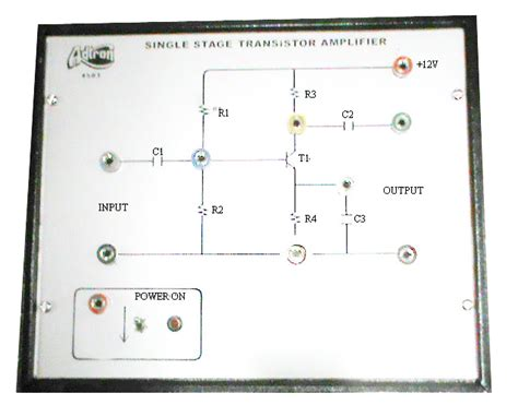 single stage transistor lifier adalah single stage transistor lifier ce 4503 adtron technologies