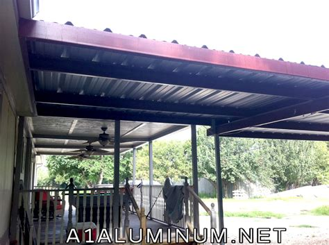 mobile home carport awnings image gallery mobile home carport supports