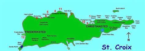 st croix location world map st croix scuba dive