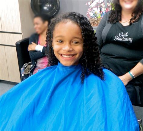 how do i cut long mixed hair first hair cut for my daughter biracial naturally curly