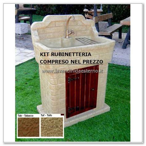 lavabi da giardino sportello aq6030 lavandini da esterno lavelli lavabi