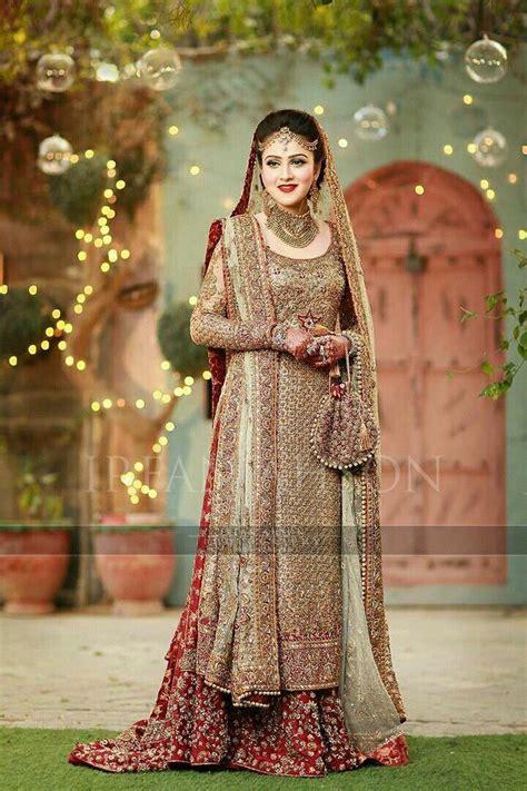Gorgeous Bridal Engagement Dresses Designs 2018 for Brides