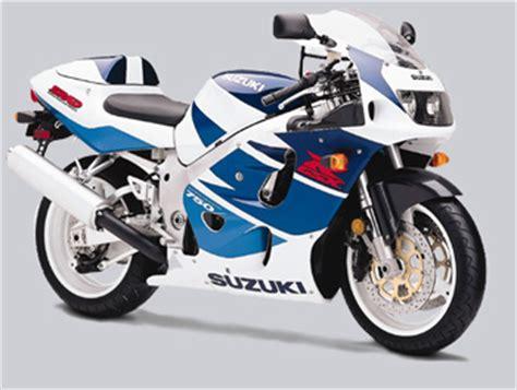 97 Suzuki Gsxr 750 Fighter My Ride One Day We Will Ride Again
