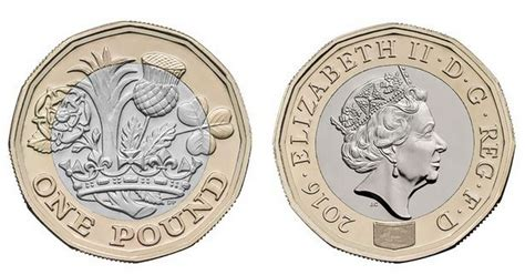 the pound when will the new 163 1 coin enter circulation here s