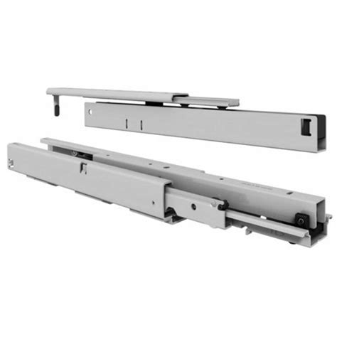 bottom mount pantry drawer slides fulterer fr775 full extension slide 550mm 22 quot 4204