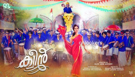 new film queen idea for queen malayalam movie originated from that