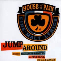 jump around house of pain house of pain ハウス オブ ペイン jump around reissue diskunion net