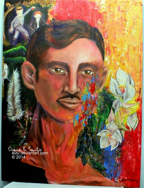 8 Paintings Of Rizal mindful escapade a jose rizal painting by eizu on deviantart