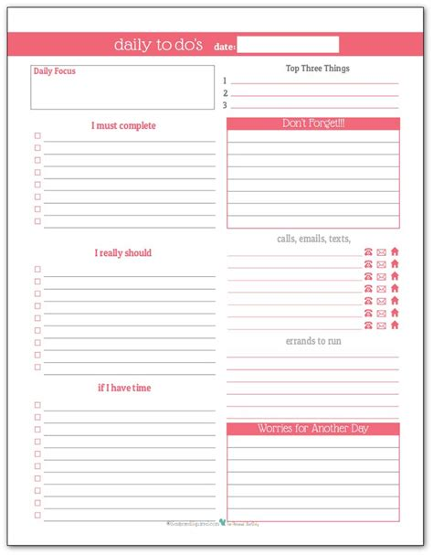 free printable office planner best 25 daily planner printable ideas only on pinterest