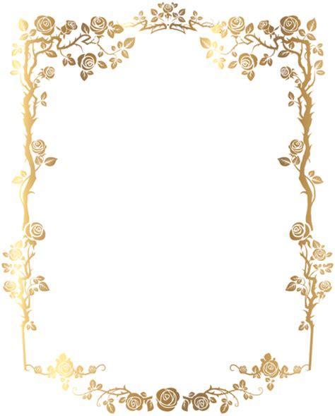 wedding invitation border designs png decorative frame png clip image png images clip and