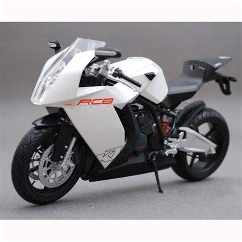 Ktm Bike Model Ktm 1190 Rc8 Motorcycle Model 1 12 Scale